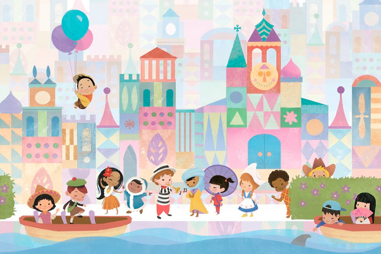 It's A Small World movie