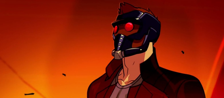 star lord animated