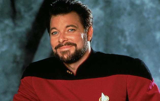 Jonathan Frakes Star Trek