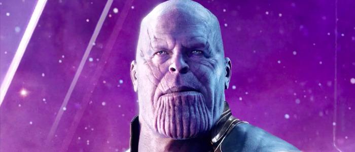 Josh Brolin Thanos