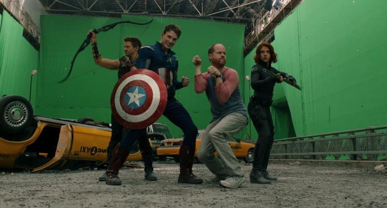 Joss Whedon Avengers 2 set interview