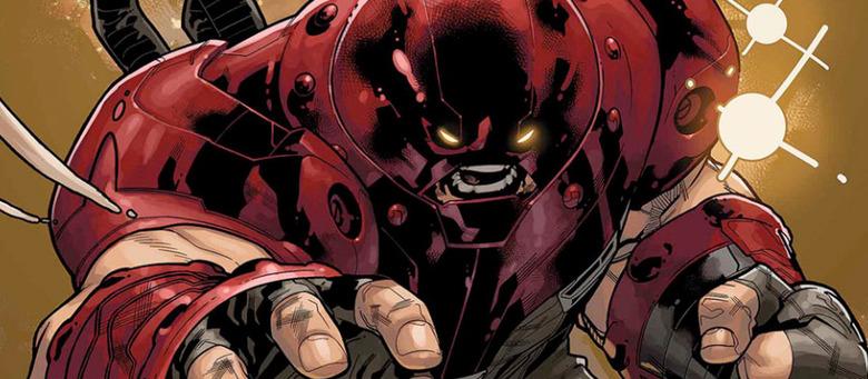 Juggernaut in Deadpool 2