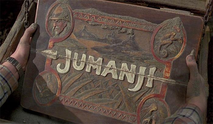 Jumanji Sequel