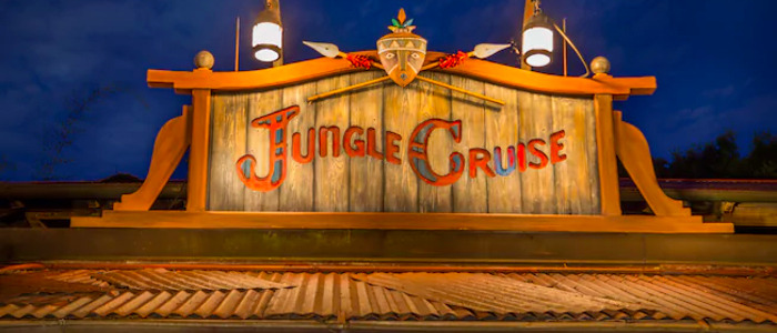 Jungle Cruise cast