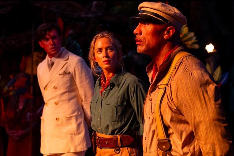 jungle cruise set visit report