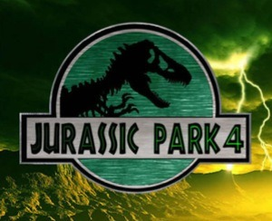Jurassic Park 4 Fan made logo