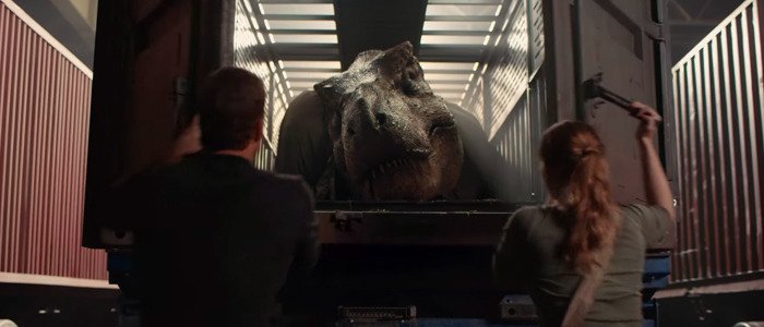 Jurassic World 2 action