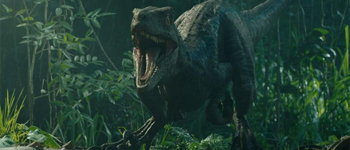 Jurassic World: Dominion Dinosaurs with Feathers