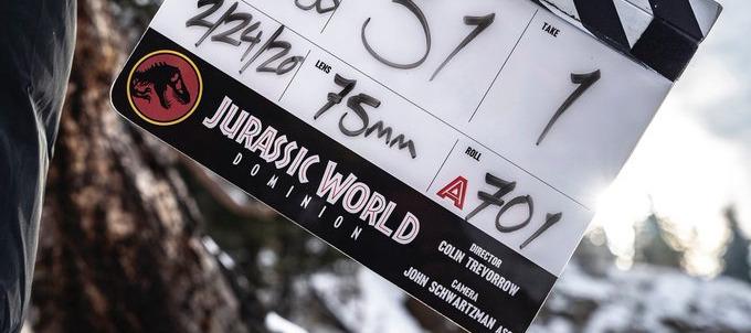 Jurassic World: Dominion Resuming Production
