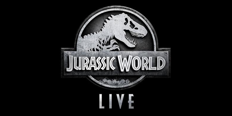 Jurassic World Live Show