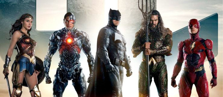 Justice League box office tracking