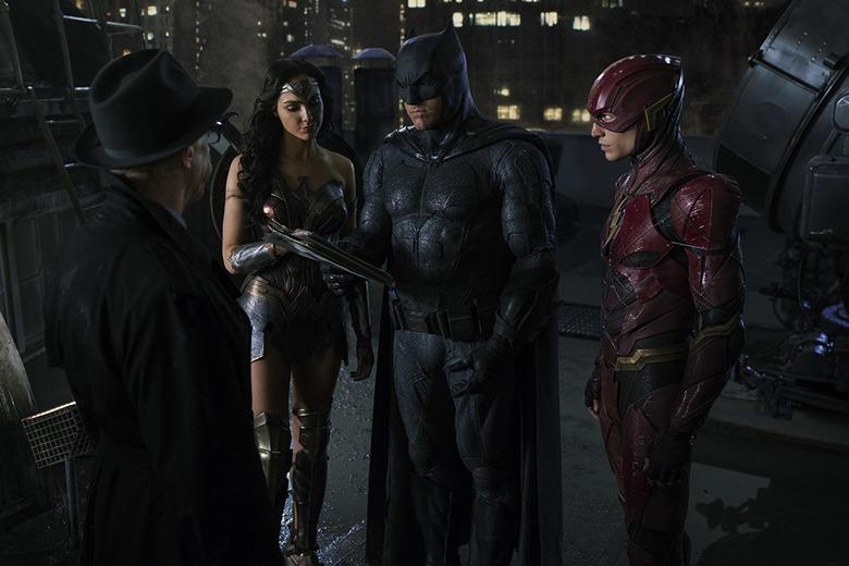 Justice League Defense