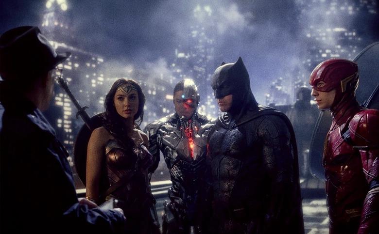 justice league trailer