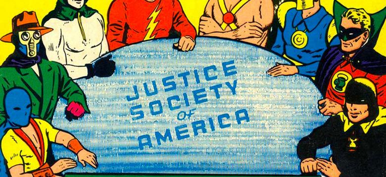 justice society of america black adam