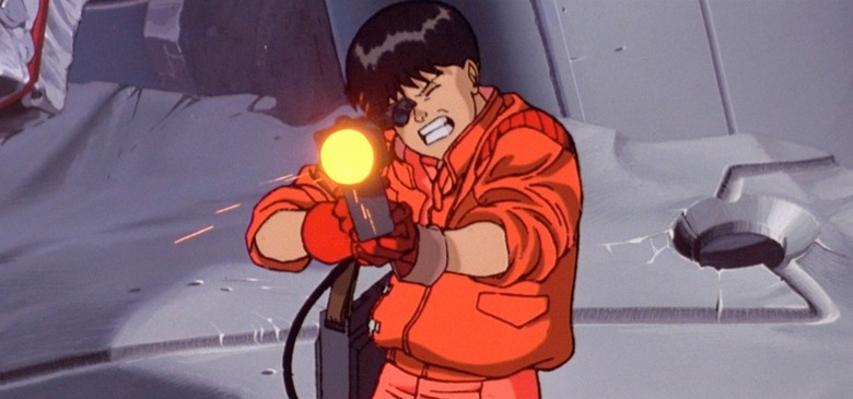 Justin Lin directing Akira