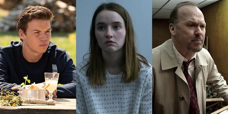 Kaitlyn Dever, Will Poulter, Michael Keaton in Hulu's Dopesick Cast - /FILM