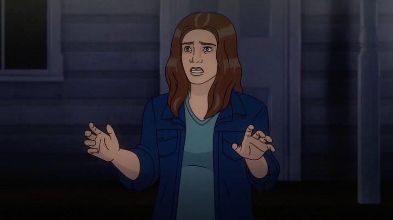 Katee Sackhoff Returns To Horror In Night Of The Animated Dead [Interview]