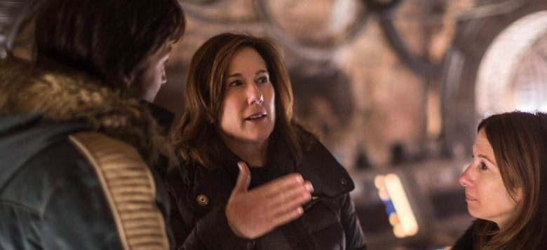 Kathleen Kennedy Lucasfilm Deal