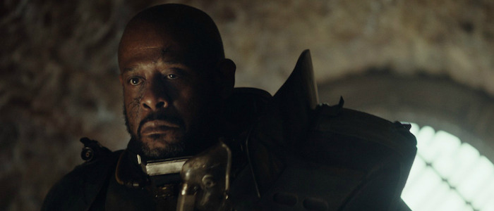 Rogue One - Forest Whitaker - Saw Gerrera