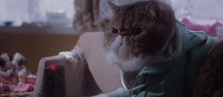 Keanu Kitten Trailer