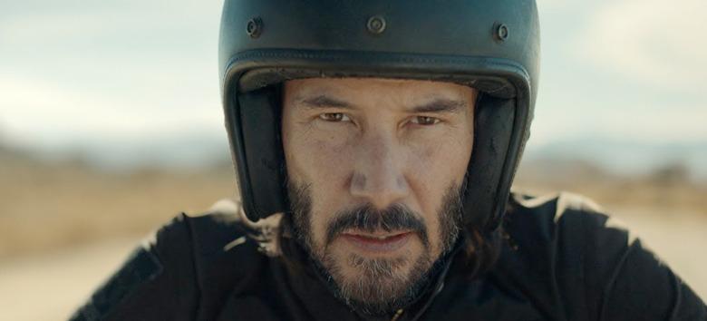 Keanu Reeves - Super Bowl Ad