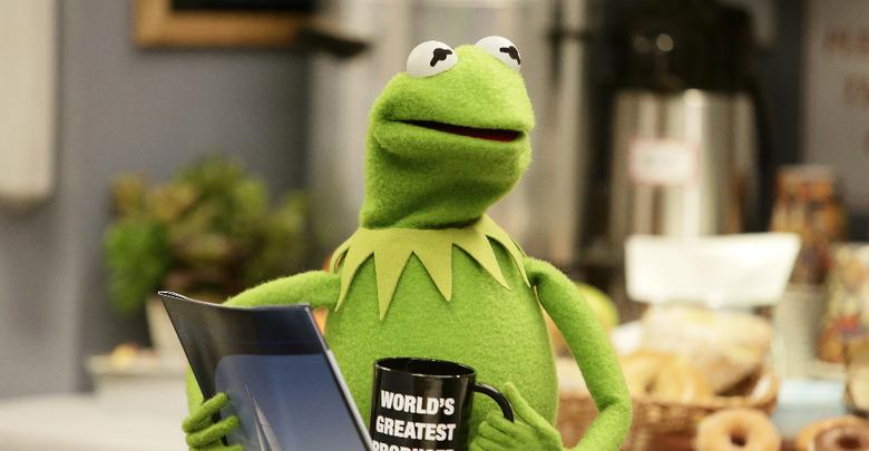 kermit the frog actor
