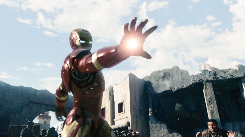 Kevin Feige Iron Man Jon Favreau