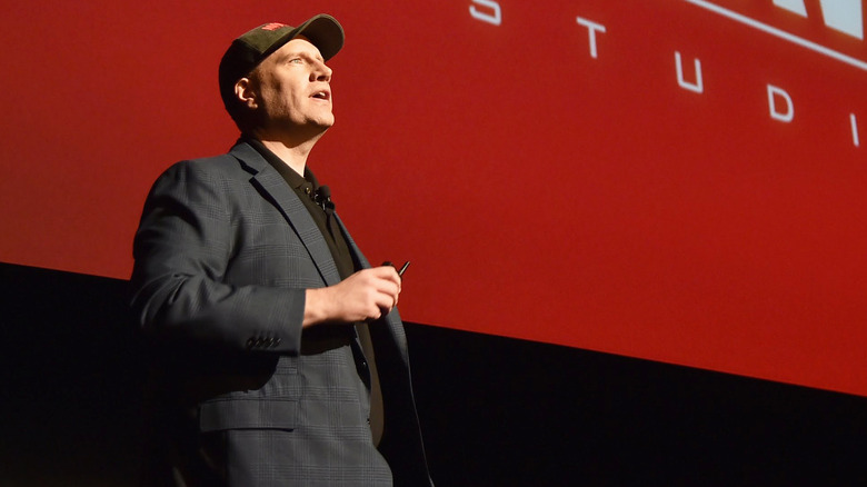 Kevin Feige on Marvel vs DC Rivalry