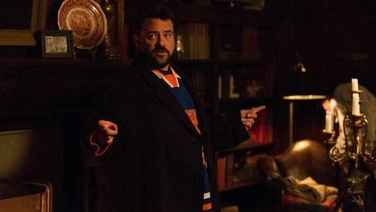Kevin Smith Interview Tusk