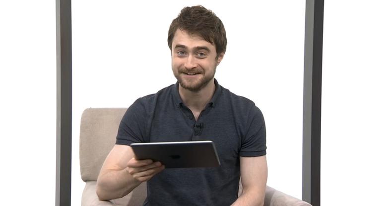 Kids Interview Daniel Radcliffe