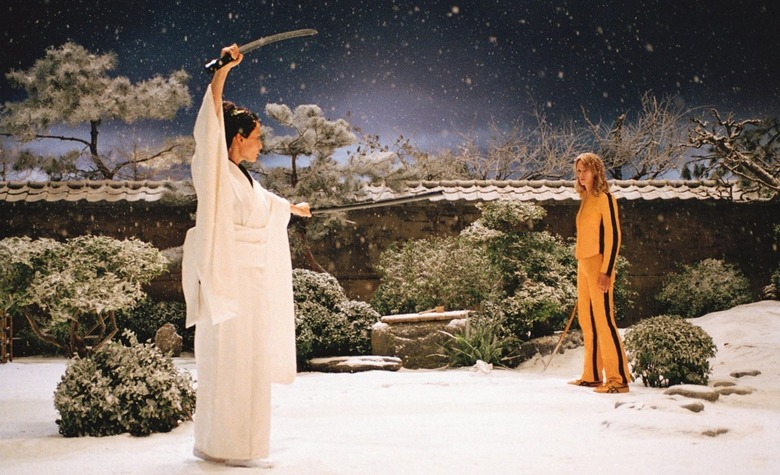 Kill Bill The Whole Bloody Affair limited release