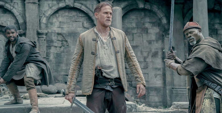 King Arthur Legend of the Sword Clips