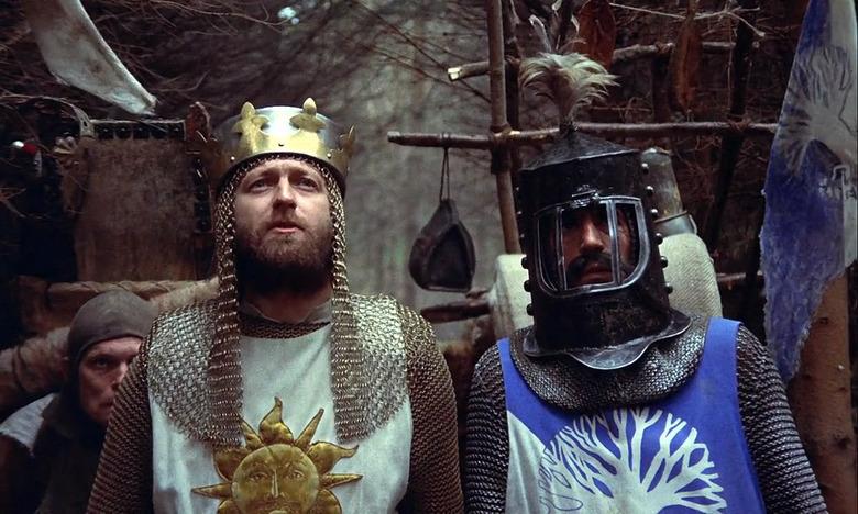 King Arthur TV Series