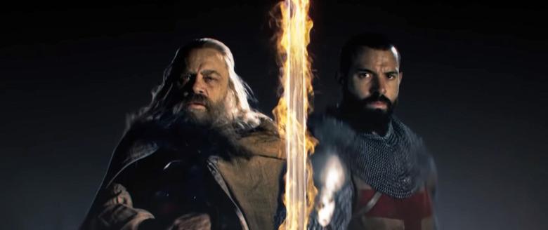 Knightfall Season 2 Teaser