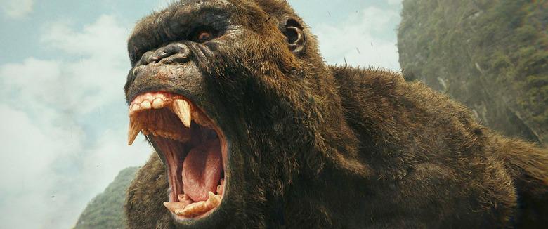 Kong Skull Island Clips