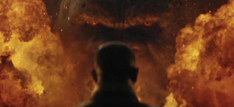 Kong Skull Island Credits Scene