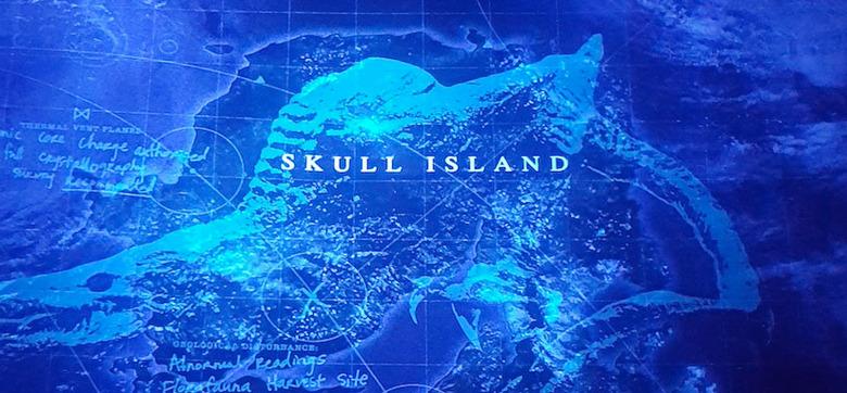Kong Skull Island NYCC Poster - Blacklight