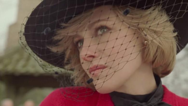 Kristen Stewart Felt  Taller  Playing Princess Diana In Spencer