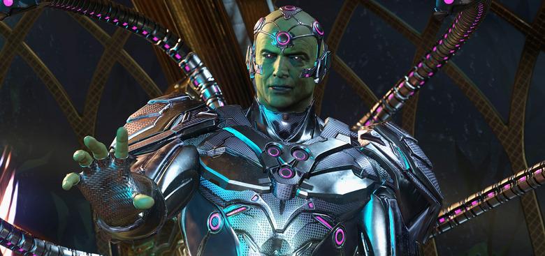 Krypton Cast - Brainiac