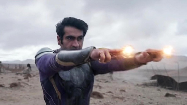Kumail Nanjiani Has An Amazing Name For His Eternals Superpowers