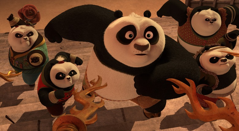 kung fu panda the paws of destiny season 2 trailer