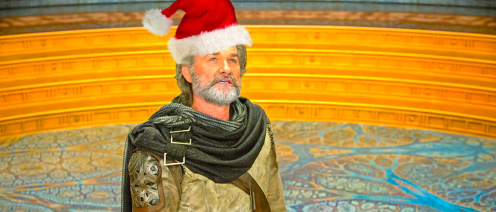 Kurt Russell Santa Claus movie