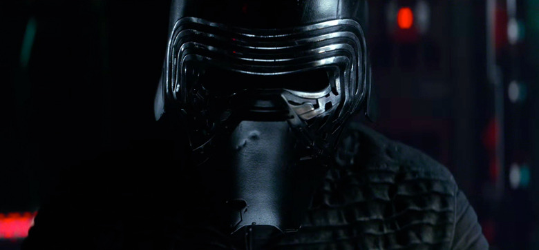 Kylo Ren Reacts to Rogue One