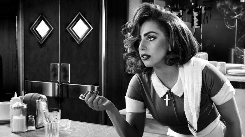 Lady Gaga in Sin City A Dame to Kill For