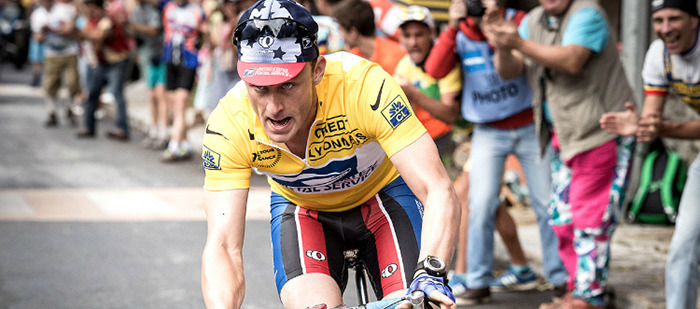 Lance Armstrong movie