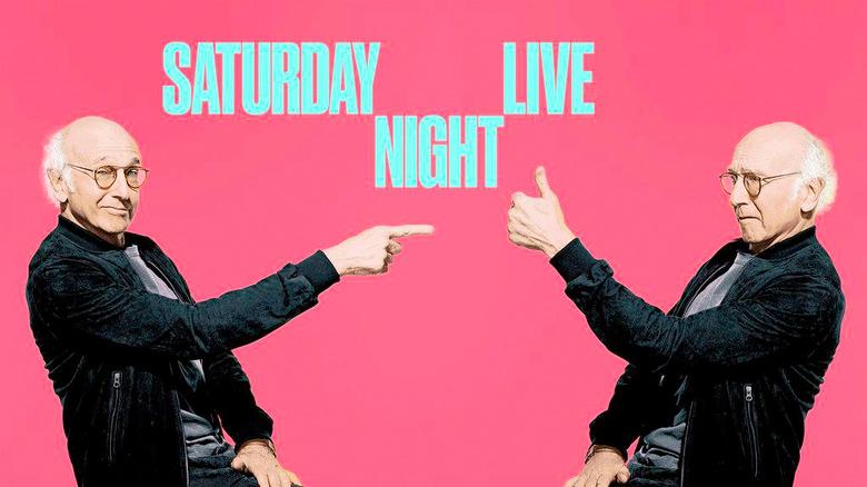 Larry David Saturday Night Live