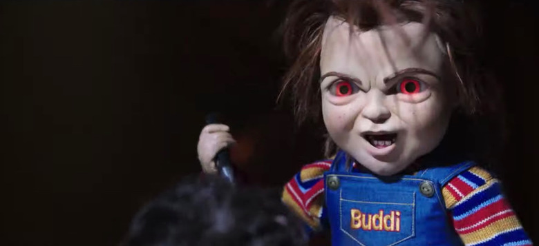 child's play behind-the-scenes video