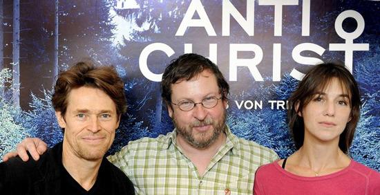 GERMANY-CINEMA-ANTICHRIST-VON TRIER-GAINSBOURG-DAFOE
