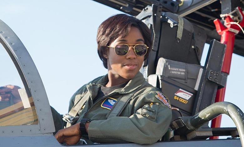 Lashana Lynch captain marvel