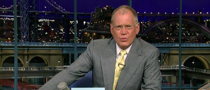 last David Letterman episode